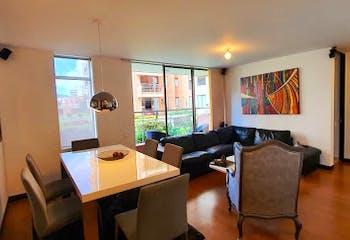 Apartamento en venta en La Pradera Norte 96m² con Bbq...