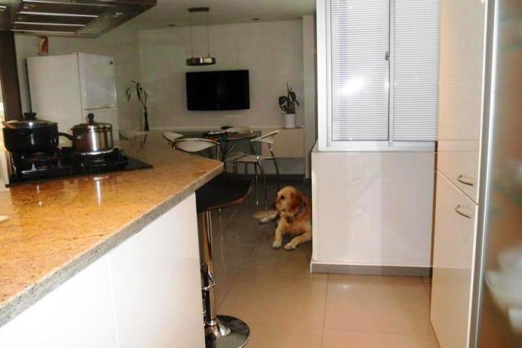Foto 9 de Apartamento en Bogota Rosales - dúplex, con tres alcobas