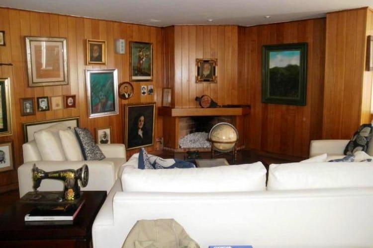 Foto 12 de Apartamento en Bogota Rosales - dúplex, con tres alcobas