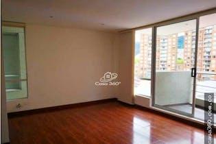 Apartamento en venta en San Antonio Norte, 82mt con balcon