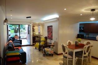 Apartamento en venta en Barrio Laureles de 3 hab.