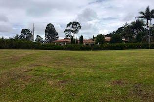 Parcelación Villas de Llanogrande, Lote en venta en V. Llanogrande de 1740m²