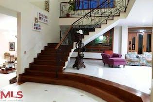 Parcelación Mirador San Judas, Casa en venta en V. Las Lomitas de 611m²