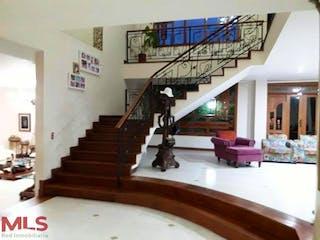 Parcelación Mirador San Judas, casa en venta en Las Lomitas, Sabaneta