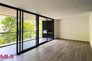 Vierzo Livings, Apartamento en venta en Altos Del Poblado de 2 alcobas