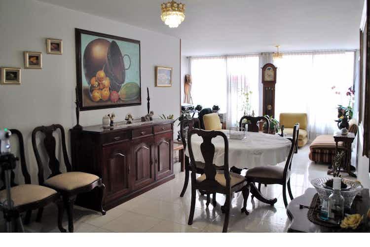 Portada Apartamento en venta en Teusaquillo de tres habitaciones