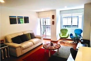 Apartamento en venta en Chapinero Alto de 81m²