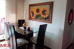 Colina de los Bernal, Apartamento en venta en Belén de 3 alcobas