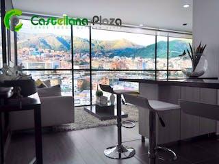Castellana Plaza, proyecto de vivienda nueva en La Castellana, Bogotá