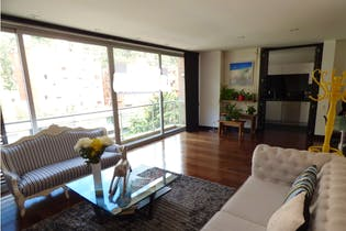 Apartamento en venta en Chicó de 150m² con Bbq...