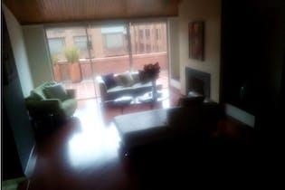 Apartamento en venta en Chicó de 3 alcoba