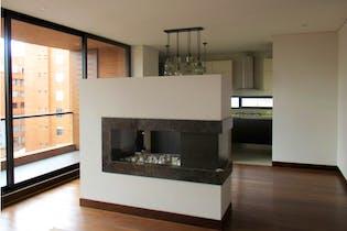 Apartamento en venta en Chicó, 128m² con Balcón...