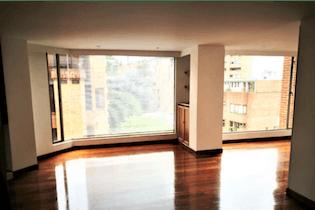 Apartamento en venta en Chicó de 135m²