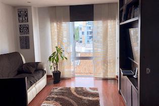 Apartamento en venta en Cedritos de 2 alcoba