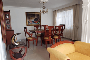 Casa en venta en Chapinero de 4 alcoba