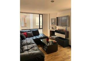 Apartamento en venta en Santa Bárbara de 2 alcoba