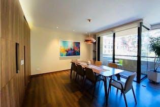 Apartamento en venta en Chicó 247m²