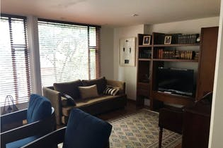 Apartamento en venta en Chicó de 3 habitaciones