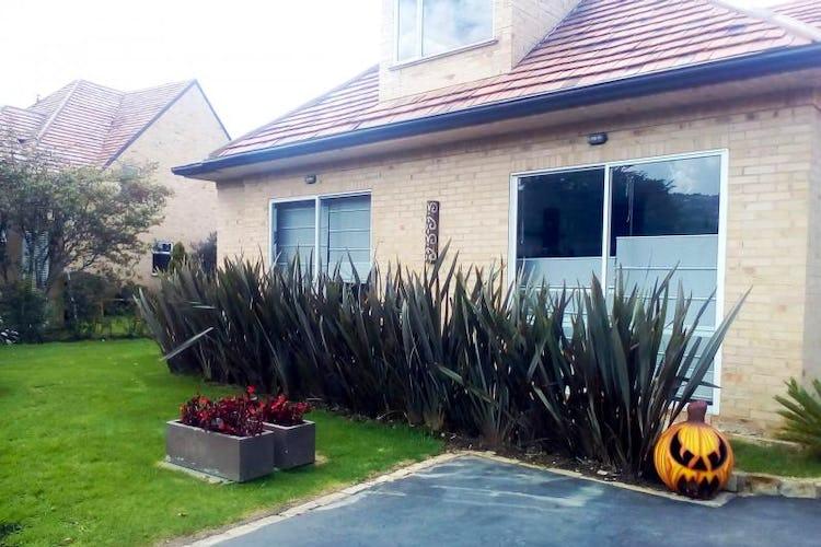Foto 1 de Casa En Chia Santa Ana- 3 alcobas