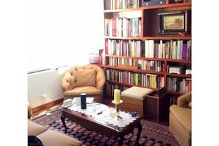 Apartamento en venta en Chicó de 4 alcoba