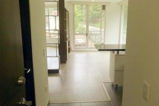 Apartamento en venta en Bosque Izquierdo de 1 hab. con Bbq...