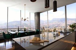 Proyecto nuevo en Cantagirone Se7te, Apartamentos nuevos en Los Balsos con 3 habitaciones