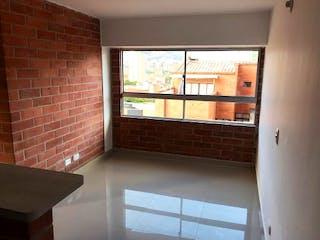 Un baño con una ventana, un lavabo y una ventana en Ed. Terrasol