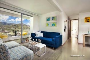 Poblado Niquía, Apartamentos en venta en Navarra 55m²
