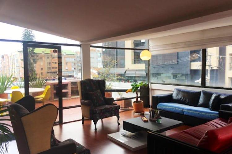 Foto 1 de Apartamento En Venta En Bogota Santa Barbara Central -3 alcobas