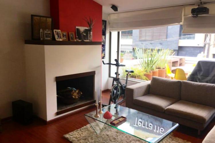 Foto 2 de Apartamento En Venta En Bogota Santa Barbara Central -3 alcobas