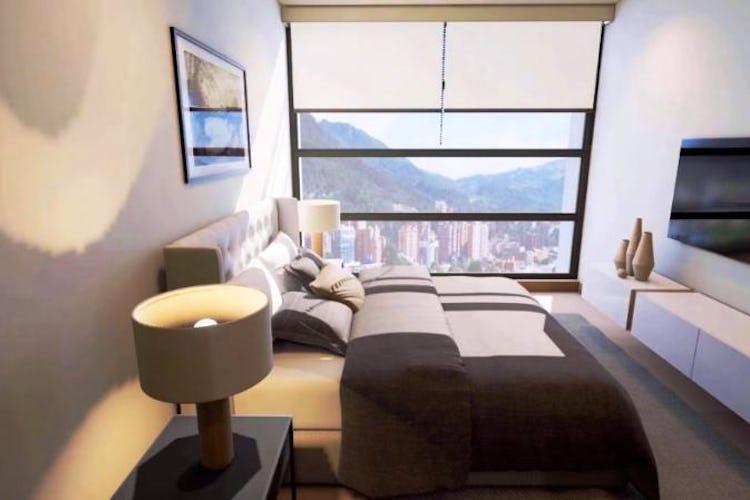 Foto 18 de Apartamento En Venta En Bogota Rosales Cuenta con piscina, sauna, gimnasio, salón comunal.