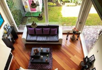 Casa en El Batan, Pasadena - 229mt, tres alcobas, chimenea