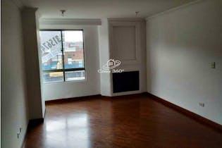 Apartamento en venta en Cedritos de 76m²