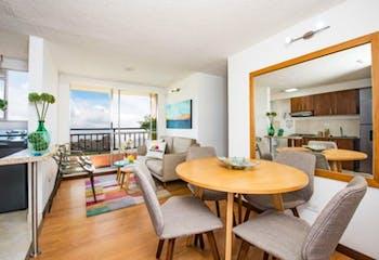 Vivienda nueva, Mirador de Fontibón, Apartamentos nuevos en venta en Puente Grande con 3 hab.