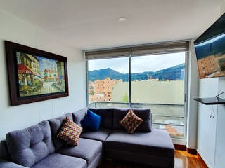 Apartamento en venta en Santa Paula, Bogotá
