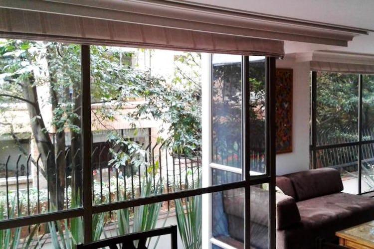Foto 1 de Apartamento En Bogota La Carolina-3 alcobas- chimenea