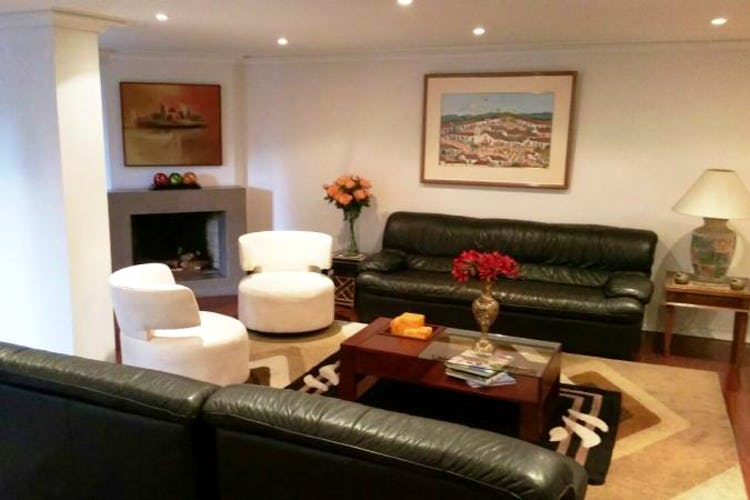 Foto 2 de Apartamento En Bogota La Carolina-3 alcobas- chimenea