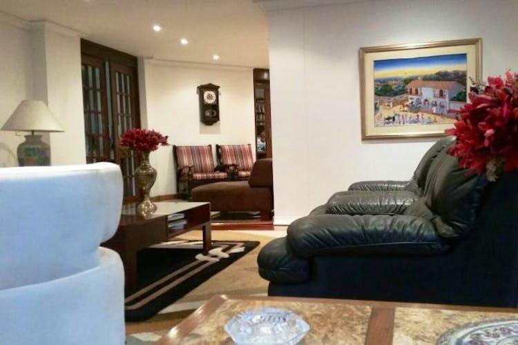 Foto 3 de Apartamento En Bogota La Carolina-3 alcobas- chimenea