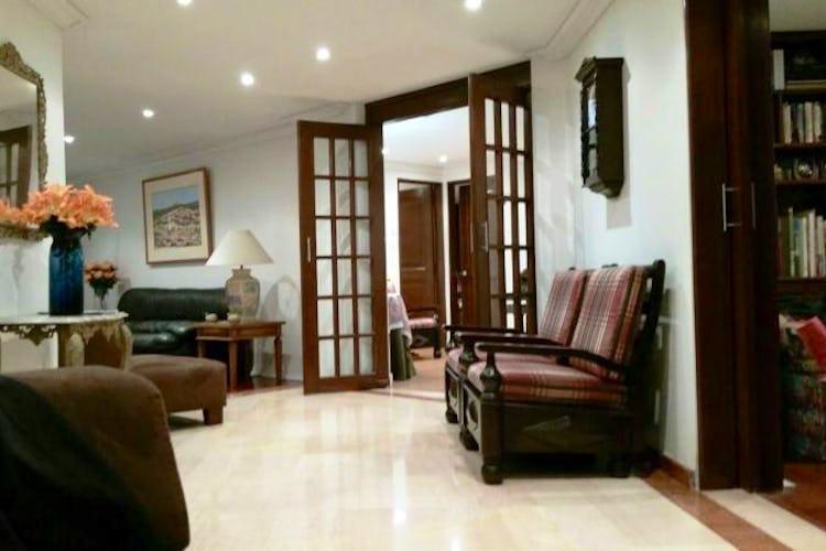 Foto 4 de Apartamento En Bogota La Carolina-3 alcobas- chimenea