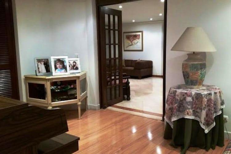 Foto 5 de Apartamento En Bogota La Carolina-3 alcobas- chimenea