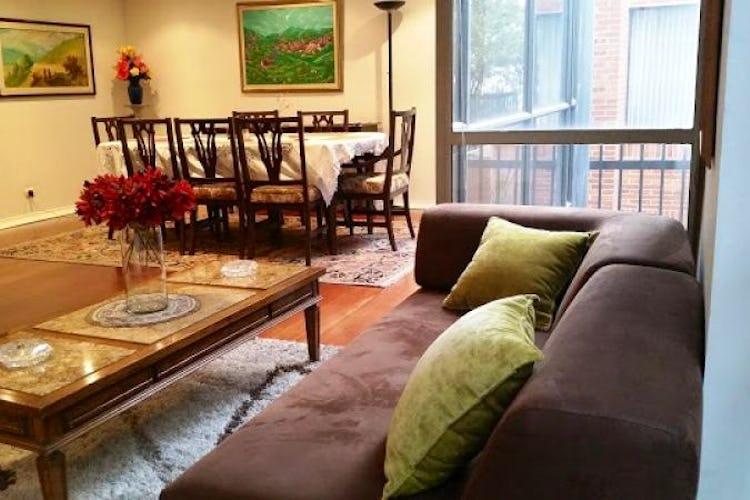 Foto 7 de Apartamento En Bogota La Carolina-3 alcobas- chimenea