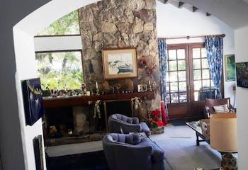 Casa En Santa Ana, Santa Bárbara, 3 Habitaciones- 650m2.