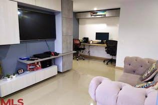 Living, Apartamento en venta en El Trapiche con acceso a Gimnasio