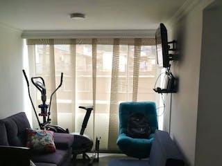 Apartamento en venta en Barrancas, Bogotá