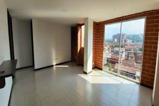 Apartamento en venta en Rionegro de 2 habitaciones