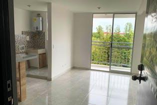 Apartamento en venta en Rionegro, 48m² con Piscina...