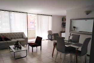 Torre Sonora, Apartamento en venta en Loma De Los Bernal de 119m²