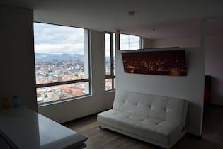 Apartamento en venta en Barrio Chapinero 44m² con Gimnasio...