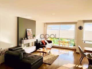 Una sala de estar llena de muebles y una ventana en Conjunto Residencial Gallery Lagartos