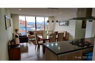 Apartamento en venta en Barrio Cedritos 110m² con Bbq...